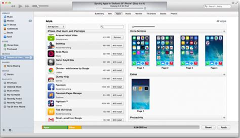 sync iphone with macbook how to sync ios and os x mavericks