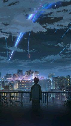 wallpaper anime pemandangan   anime wallpaper