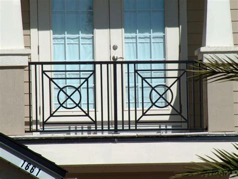 modern balcony railing design store kayak on balcony