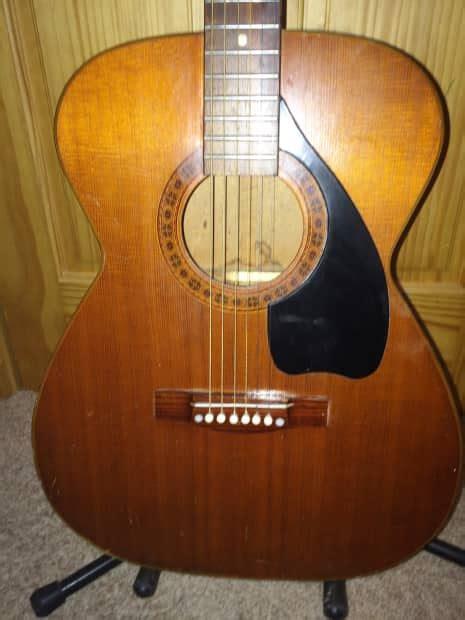 vintage cameo acoustic guitar reverb