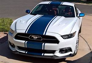 Oxford White 2016 Ford Mustang GT Fastback - MustangAttitude.com Photo Detail