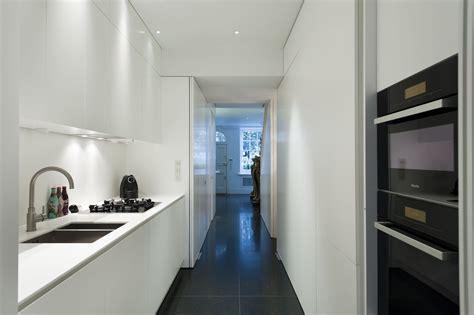 Corridor Style Kitchen Layouts