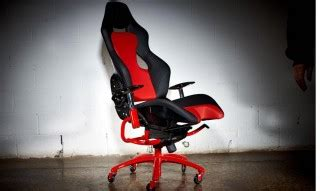 office chairs   distinct ferrari flavor