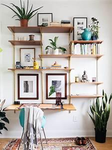 Deco Design Salon : des tag res dans le salon cocon d co vie nomade ~ Farleysfitness.com Idées de Décoration