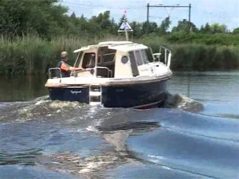 Types Of Pilot House Boats by Mini Pilothouse Haber 660m Displacement Boat