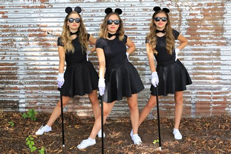 3 blind mice costume 15 couples costumes diy hairstyles