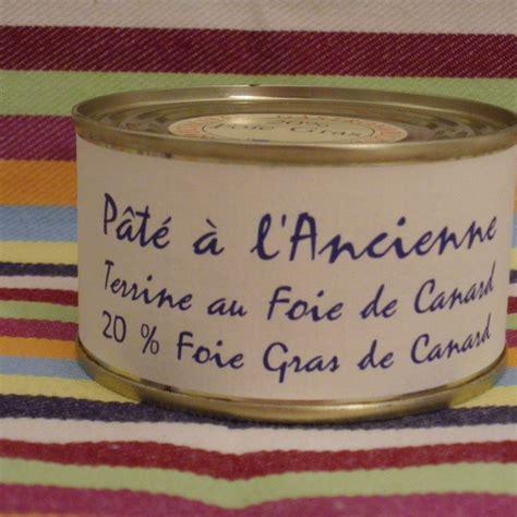 p 226 t 233 224 l ancienne avec 20 de foie gras de canard