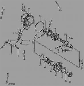 John Deere Progator 2030a Parts