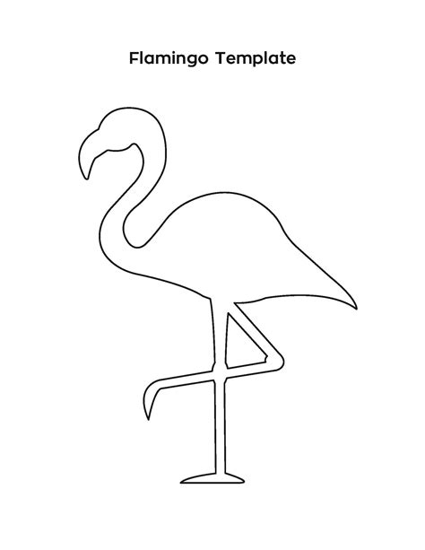 Best Flamingo Coloring Pages Ideas And Images On Bing Find What