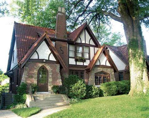 tudor style home what s that house a guide to tudor homes porch advice
