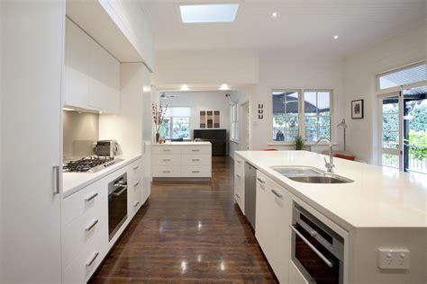 bathroom splashback ideas graceville modern kitchen by makings of kitchens