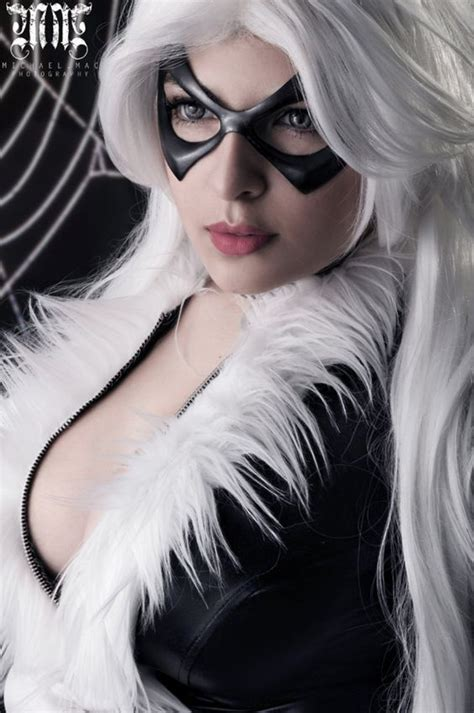 Felicia Black spider 2 felicia hardy felicia hardy black cat