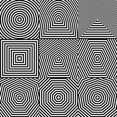 Geometric Gifs Reddit Shapes Oc Flowing Cool