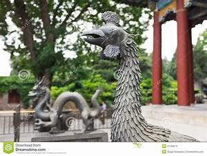 Chinese Dragon And Phoenix Cartoon Vector | CartoonDealer ...