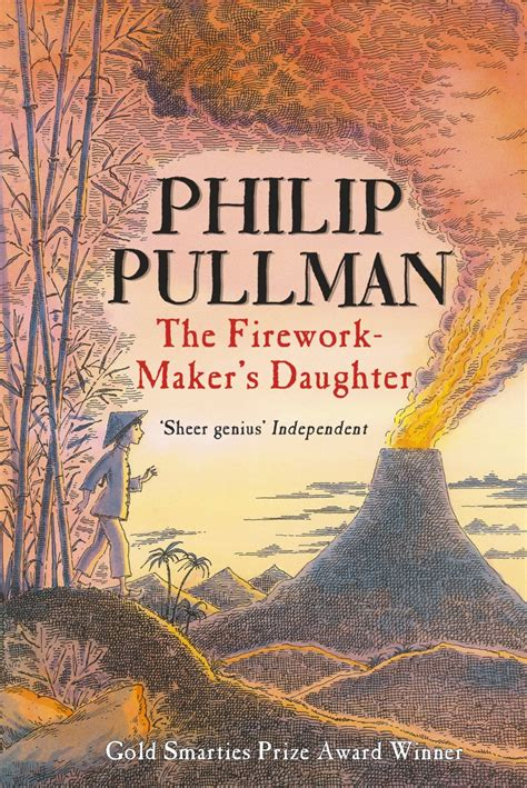 Image result for philip pullman the firework maker's daughter