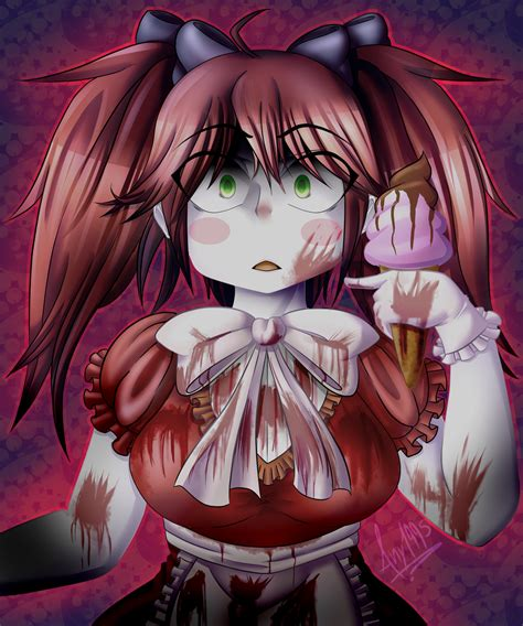 Baby Fnaf Sister Location Speedpaint By Any1995 On