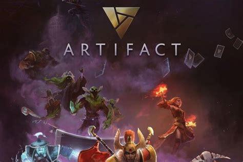artifact card game from dota 2 studio arrives november 2018 tech news the star online