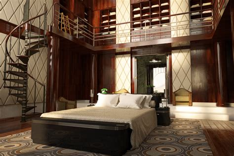 of deco bedroom evermotion