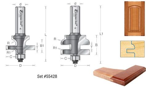 router for cabinet making architectural cabinet door making router bits toolstoday