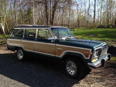 buy   jeep wagoneer limited sport utility  door