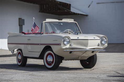 hibious car amphicar model 770