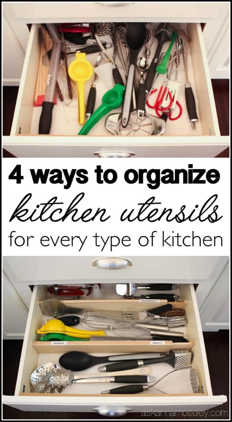 organize kitchen utensils how to organize kitchen utensils in 30 min or less ask 1249