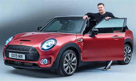 Mini 2019 Facelift by Mini Clubman Facelift 2019 Motor Ausstattung