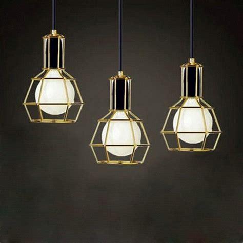 kitchen island single pendant lighting vintage edison pendant ls chrome bulb holder