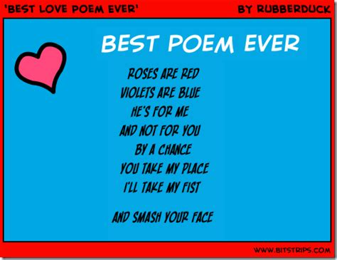 Funny Short Love Poems