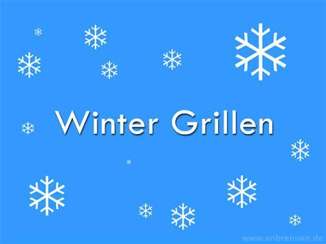 grillen im winter winter grillen in einer grillh 252 tte macht spa 223