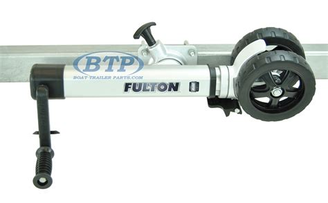 Boat Trailer Jack Fulton by Fulton 1600 Lb Capacity F2 Dual Wheel Boat Trailer Tongue