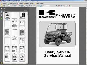 Kawasaki Mule 610 Fuse Box Location : kawasaki mule 600 610 4x4 service manual ~ A.2002-acura-tl-radio.info Haus und Dekorationen