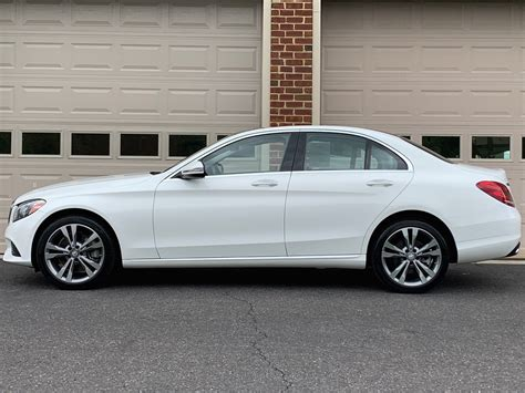 Use our search to find it. 2016 Mercedes-Benz C-Class C 300 Luxury 4MATIC Stock ...