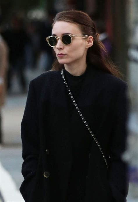 rooney mara sexy rooney mara and charlie mcdowell go for a stroll in nyc