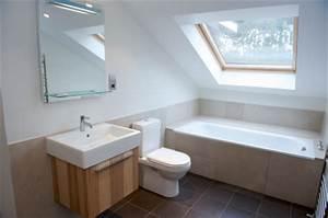 Mes Combles Gratuits : salle de bain sous comble mes combles ~ Melissatoandfro.com Idées de Décoration