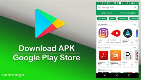 Download Google Play Store 10608 Apk For Android