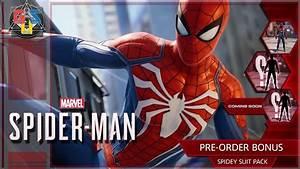 Marvel's Spider-Man PS4 NEW Gameplay Trailer! Spiderman ...