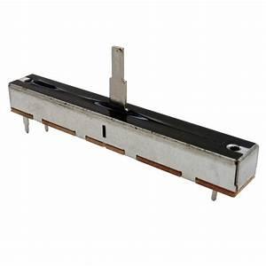 Slide Potentiometer  Fader   60mm  Metal Shaft  Linear