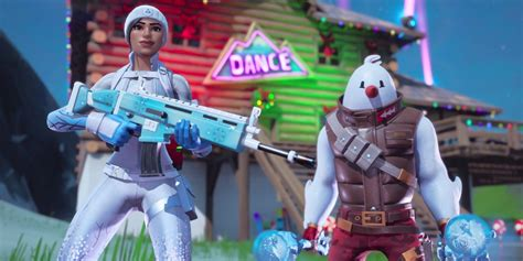 Fortnite Holiday Event Operation Snowdown Offers Free
