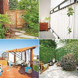 nos meilleures solutions pour se cacher des voisins With charming amenagement terrasse exterieure appartement 10 balcon en ville conseils pour un petit balcon avec