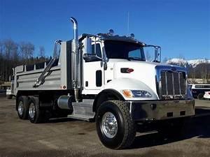 2019 Peterbilt 348 Dump Truck