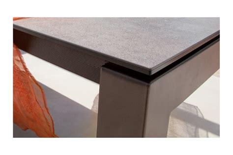 lit canapé escamotable table fixe extensible plateau céramique structure pieds
