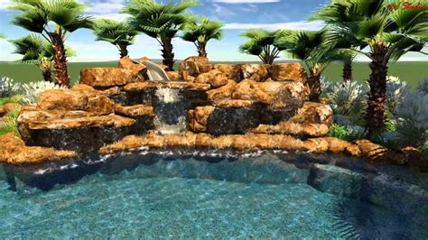 Backyard Amenities by Sabo Pool V3 By Backyard Amenities