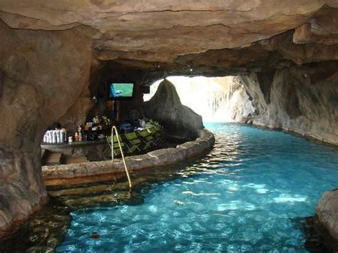 Grotto Bar In Pool Cant Wait To Go Back Here