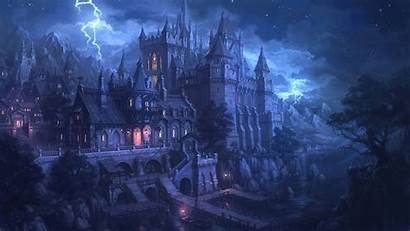Gothic Fantasy Spooky Artwork Px Wallpapers