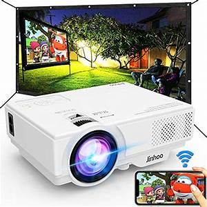 11  Best Outdoor Projector For 2020