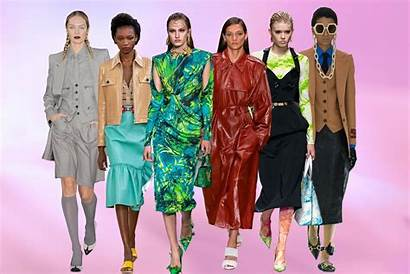 Spring Trends Looks Coming Standard Evening Everywhere