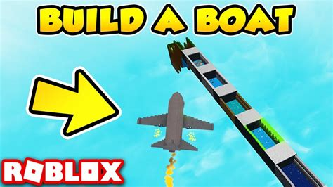 Flying Boat Build A Boat For Treasure by Steerable Flying Plane In Build A Boat For Treasure