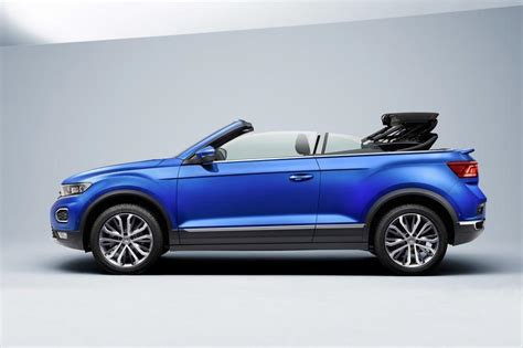 volkswagen t roc cabrio 2020 the 2020 volkswagen t roc cabriolet is your new small high