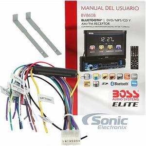 Boss 820brgb Wiring Diagram